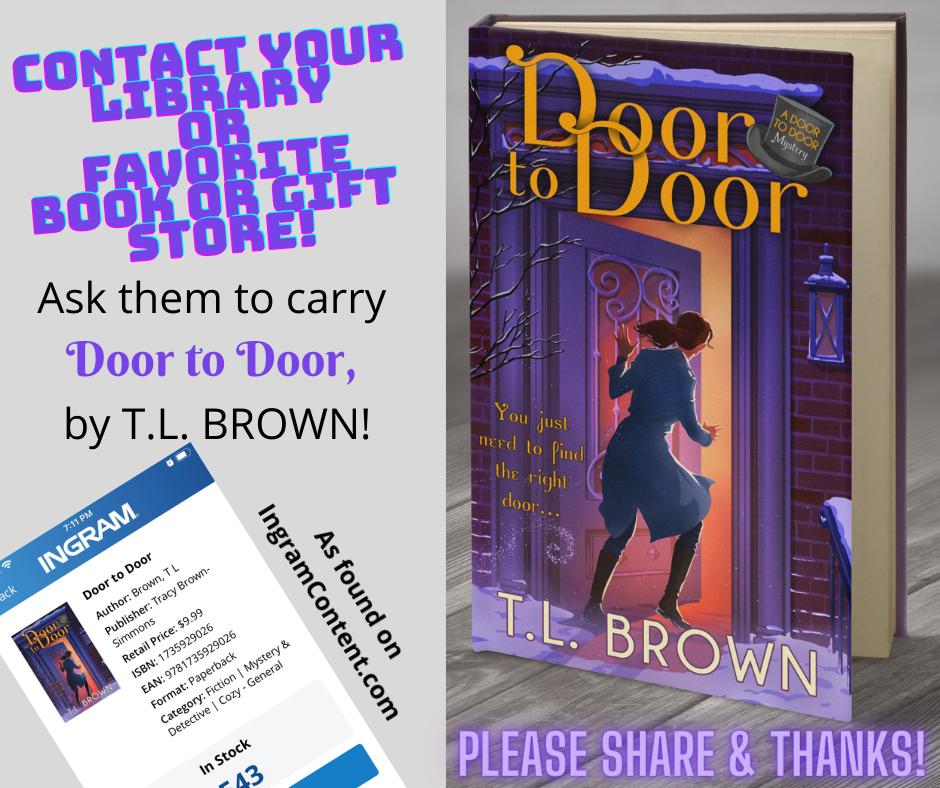 Bookstores order Door to Door
