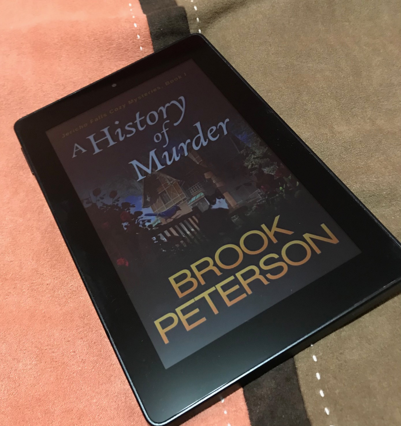 Cozy mystery recommendation