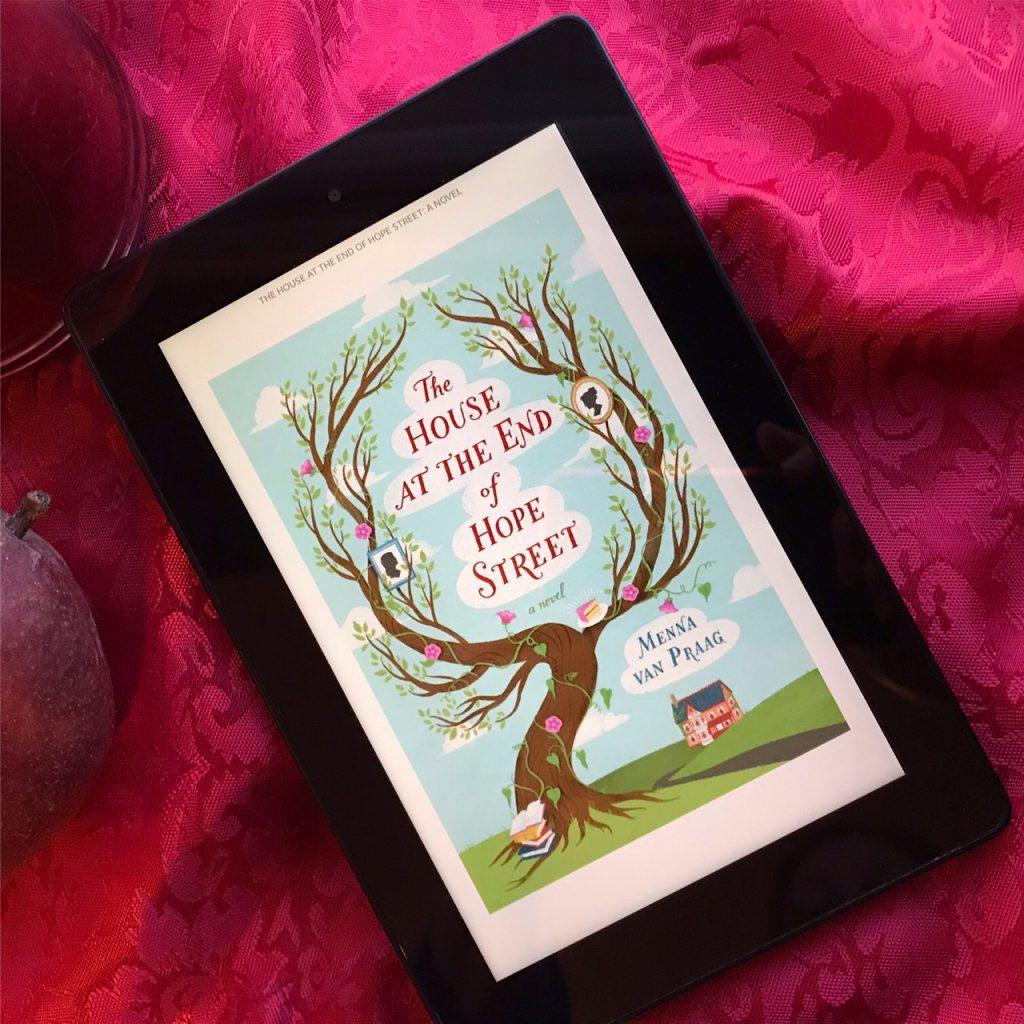 Love this book by Menna van Praag