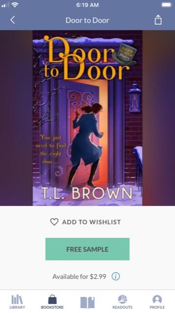 Download a sample of Door to Door