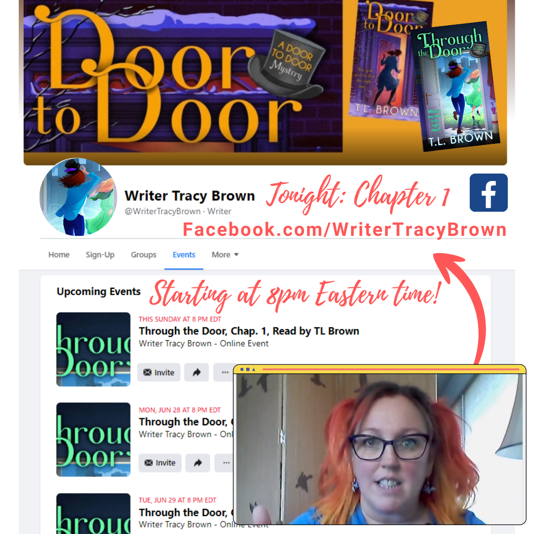 Through the Door Facebook LIVE Video