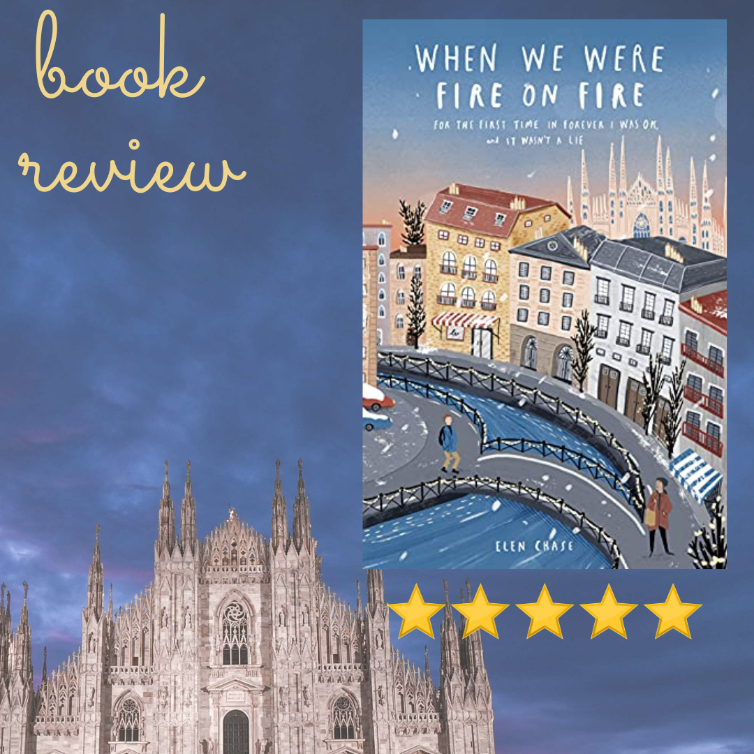 Review of Elen Chase's book