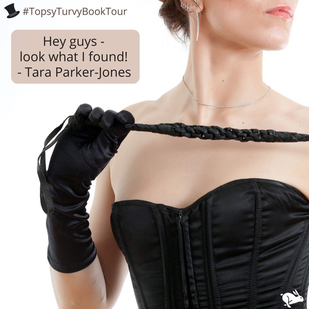 Topsy Turvy Book Tour 50