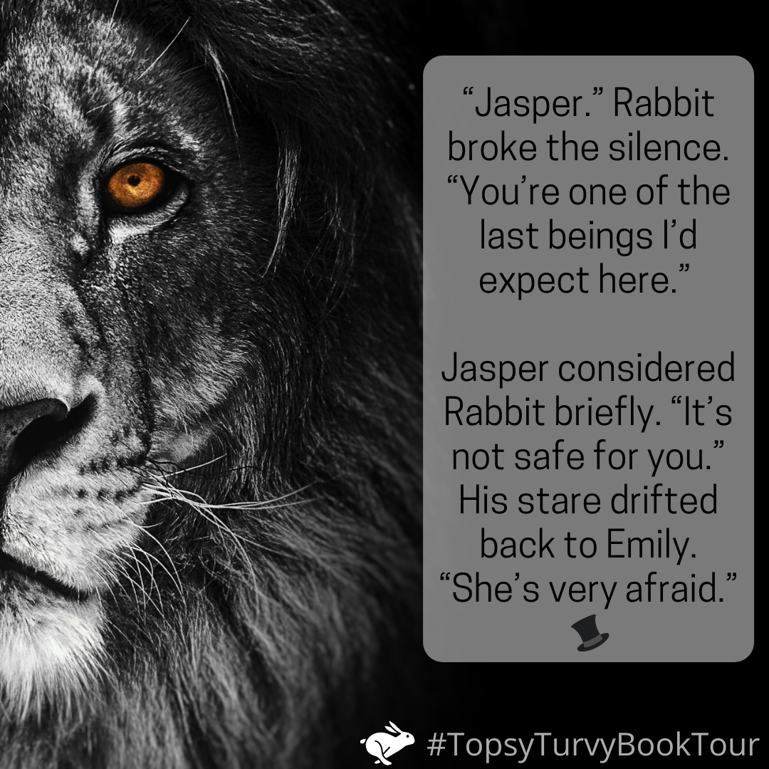 Topsy Turvy Book Tour Vampire Post