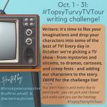 TopsyTurvyTVTour on Instagram in October 2021
