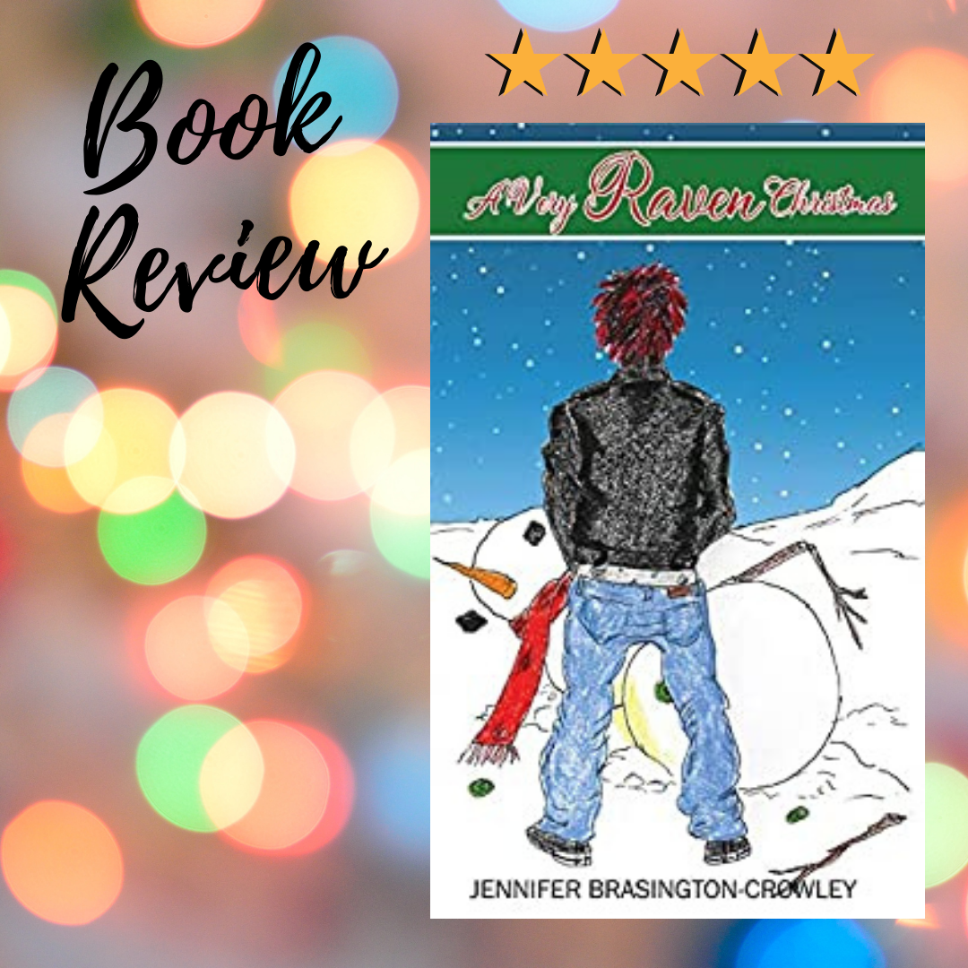 Book Review - Raven Christmas